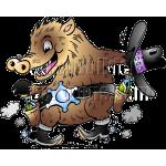Boar Dancing