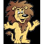 Lion King Mascot
