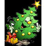 Christmas Tree Pointing