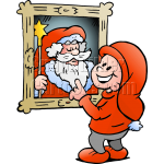 Christmas Elf Family Portrait