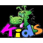 Dino Kids Mascot