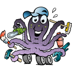Octopus Multi Tasking