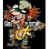 Guitar Rock Player