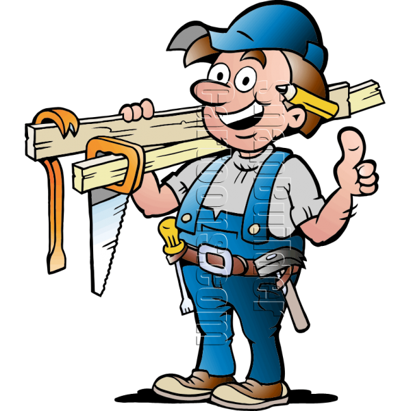 Cartoon Character Design Tool : Handyman cartoon characters adultcartoon